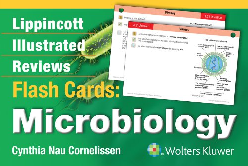 Illustrated Reviews Flash Cards Microbiology PDF