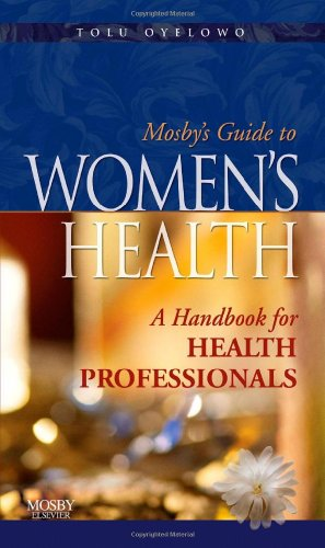 Women's Health A Handbook for Health Professionals PDF