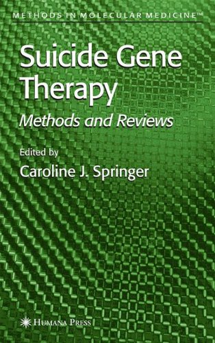 Suicide Gene Therapy 1st Edition PDF