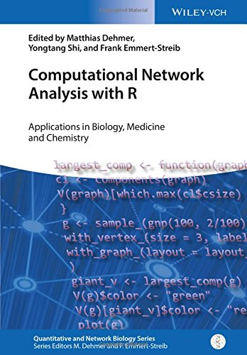 Computational Network Analysis With R PDF