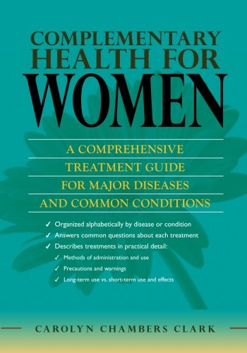 Complementary Health for Women PDF
