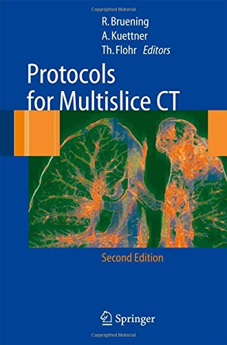 Protocols for Multislice CT Second Edition PDF