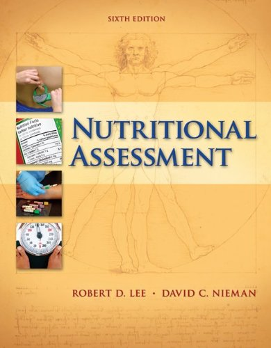 Nutritional Assessment 6th Edition PDF
