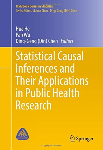 Statistical Causal Inferences and Their Applications in Public Health Research PDF