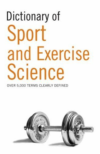 Dictionary of Sports Science PDF
