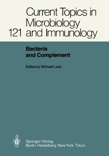 Bacteria and Complement PDF