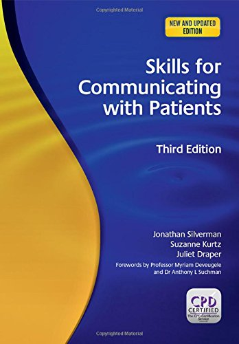 Skills for Communicating with Patients 3rd Edition PDF