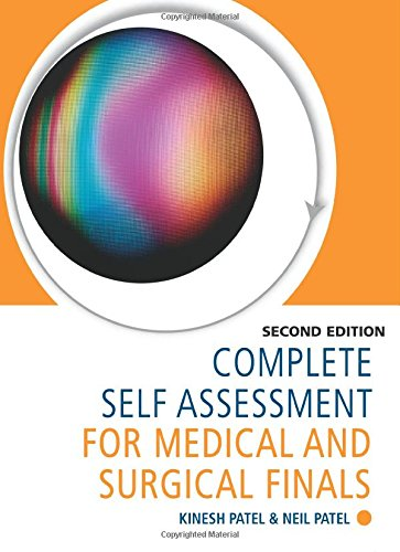 Complete Self Assessment for Medical and Surgical Finals Second Edition PDF
