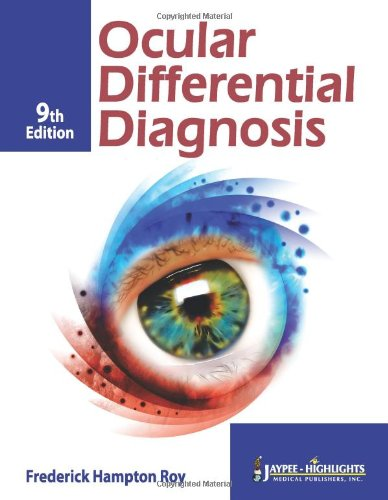 Ocular Differential Diagnosis 9th edition PDF