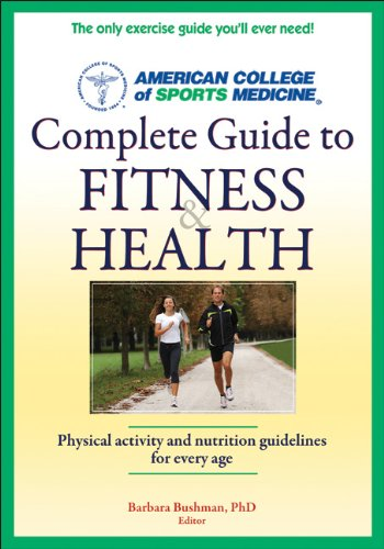 ACSM's Complete Guide to Fitness & Health PDF