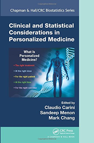 Clinical and Statistical Considerations in Personalized Medicine PDF