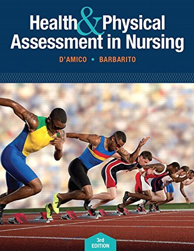 Health & Physical Assessment In Nursing 3rd Edition PDF