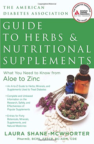 The American Diabetes Association Guide to Herbs and Nutritional Supplements PDF