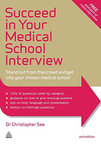 Succeed in Your Medical School Interview PDF