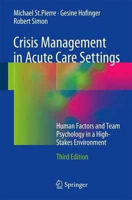 Crisis Management in Acute Care Settings PDF