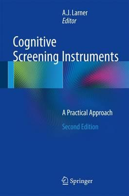 Cognitive Screening Instruments PDF