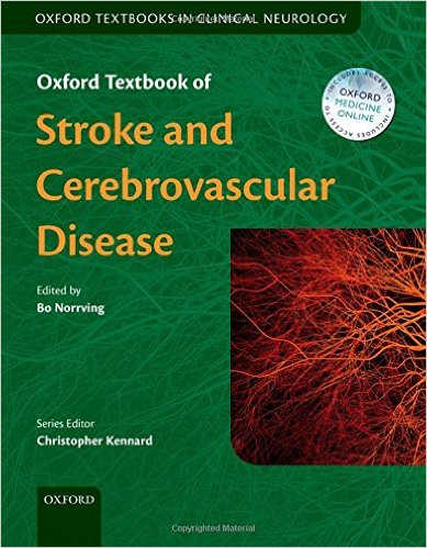 Oxford Textbook of Stroke and Cerebrovascular Disease 1st Edition PDF