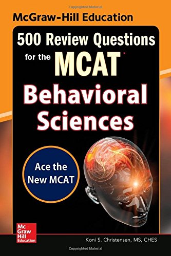 500 Review Questions for the MCAT PDF