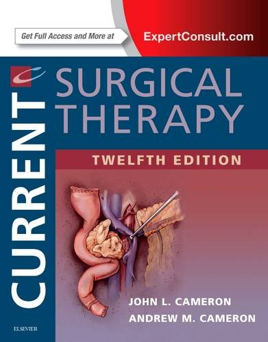 Current Surgical Therapy 12th Edition PDF