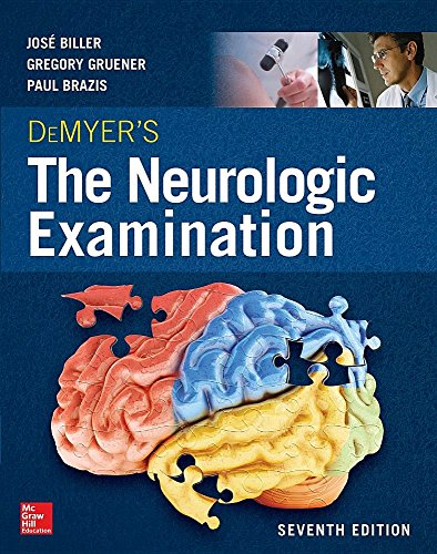 DeMyer's The Neurologic Examination A Programmed Text 7th Edition PDF