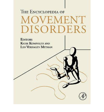 Encyclopedia of Movement Disorders Volume 1-3 PDF