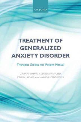 Treatment of Generalized Anxiety Disorder PDF