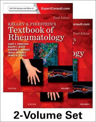 Kelley and Firestein's Textbook of Rheumatology 10th Edition PDF