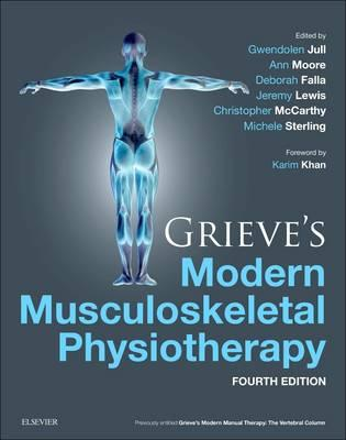 Grieve's Modern Musculoskeletal Physiotherapy 4th Edition PDF
