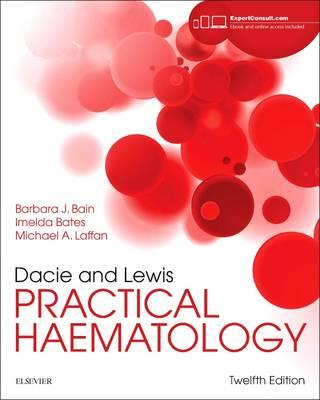Dacie and Lewis Practical Haematology 12th Edition PDF