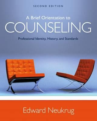 A Brief Orientation to Counseling PDF