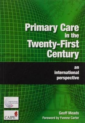 Primary Care in the Twenty-First Century PDF