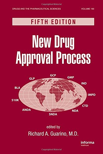 New Drug Approval Process Fifth Edition PDF