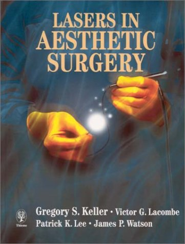 Lasers in Aesthetic Surgery PDF