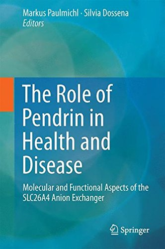 The Role of Pendrin in Health and Disease PDF