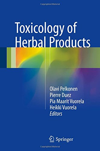Toxicology of Herbal Products PDF