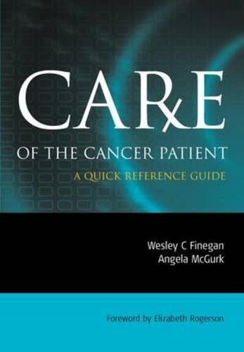 Care of the Cancer Patient PDF