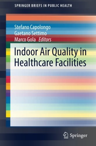 Indoor Air Quality in Healthcare Facilities PDF
