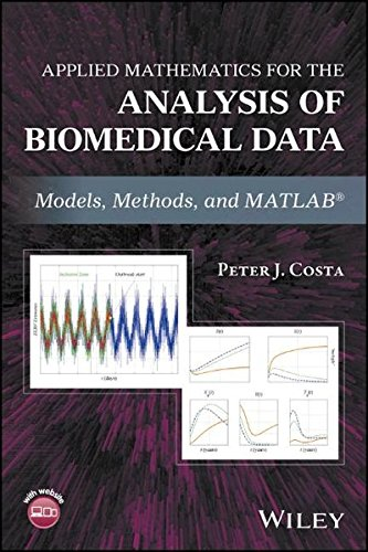 Applied Mathematics for the Analysis of Biomedical Data PDF