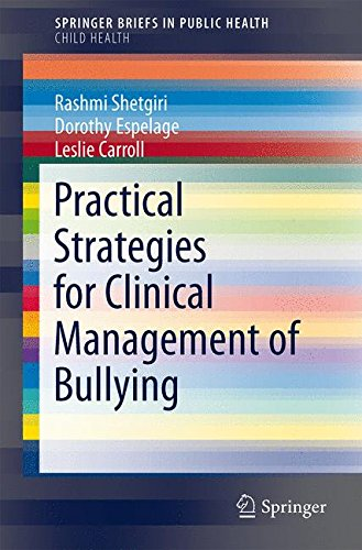 Practical Strategies for Clinical Management of Bullying PDF