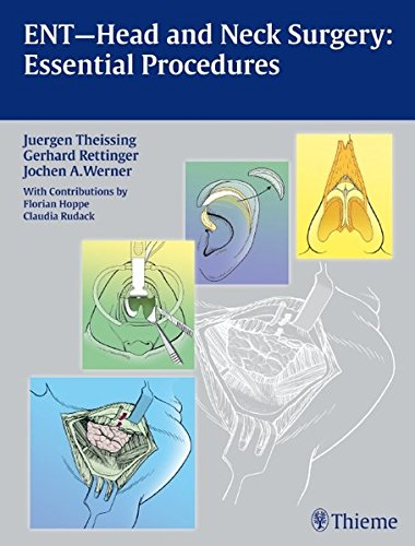 ENT Head and Neck Surgery PDF