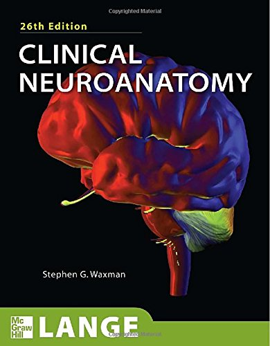 Clinical Neuroanatomy 26th Edition PDF