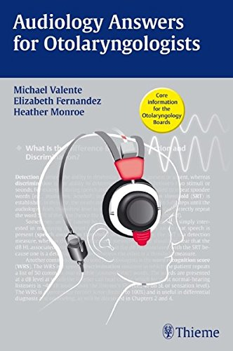 Audiology Answers for Otolaryngologists PDF