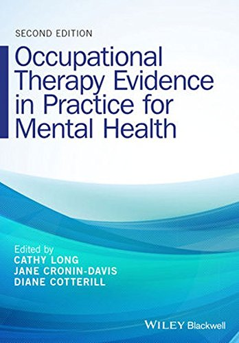 Occupational Therapy Evidence in Practice for Mental Health 2nd Edition PDF