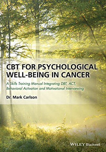 CBT for Psychological Well-Being in Cancer PDF