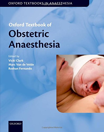 Oxford Textbook of Obstetric Anaesthesia PDF