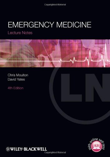 Lecture Notes Emergency Medicine 4th Edition PDF