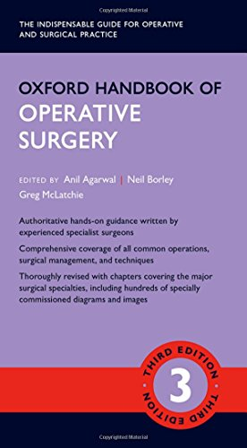 Oxford Handbook of Operative Surgery 3rd Edition PDF