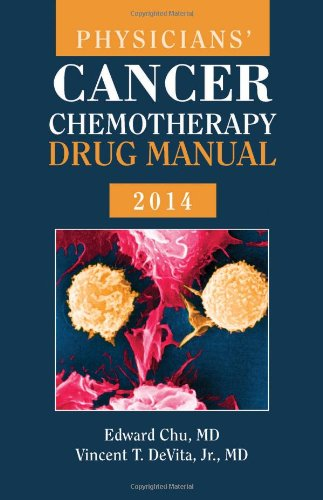 Physicians' Cancer Chemotherapy Drug Manual 2014 14th edition PDF