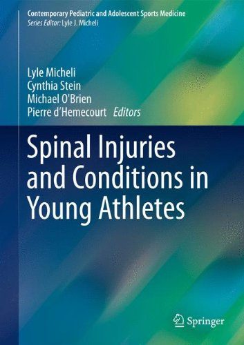 Spinal Injuries and Conditions in Young Athletes PDF