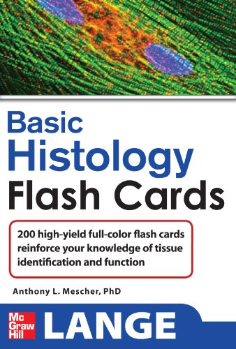 Lange Basic Histology Flash Cards PDF